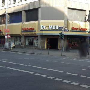 Dr. Müller Kino-Center Frankfurt